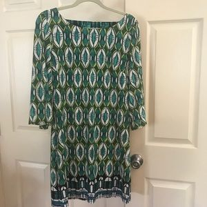 Laundry 3/4 sleeve dress